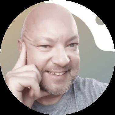 Lebenslauf Jean-Pierre Roueche, Webdesigner Berlin. Mehr Kunden durch schnelles und modernes Webdesign.